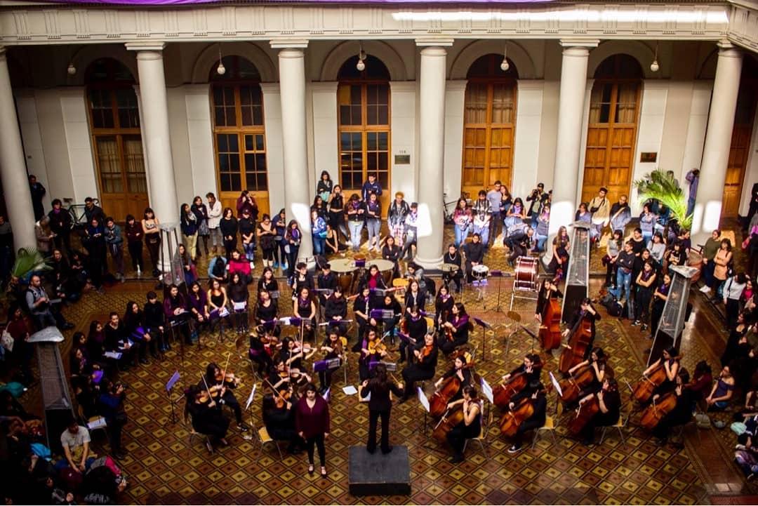 Concierto de la Orquesta de Mujeres cerrará Encuentro Plurinacional de Mujeres que Luchan