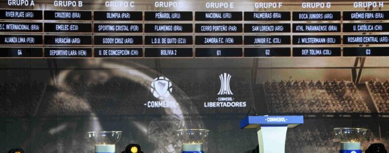 Conmebol Libertadores 2019