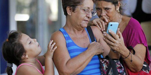 Cuba internet móvil