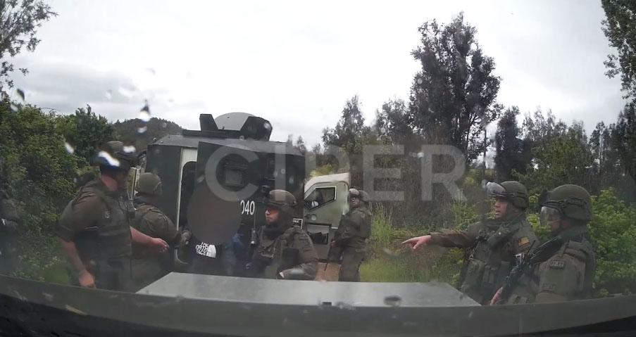Disparando sin enfrentamiento y aterrorizando a un menor: Videos desnudan operativo donde Carabineros asesinaron a Catrillanca