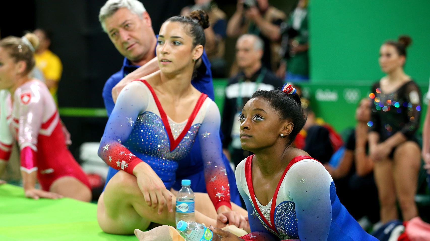 Comité Olímpico de EE. UU. no protegió a gimnastas de sufrir abuso