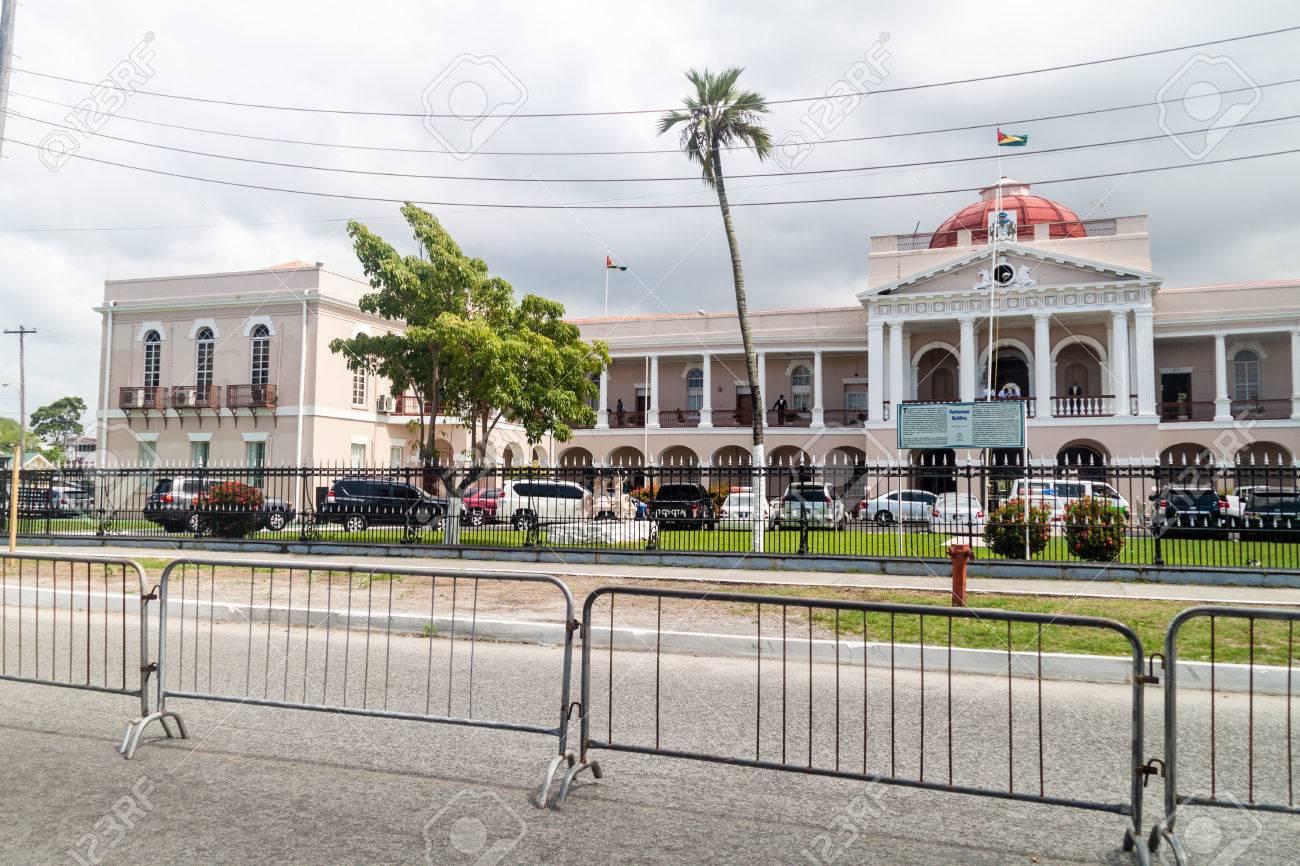 Parlamento de Guyana destituyó al presidente David Granger