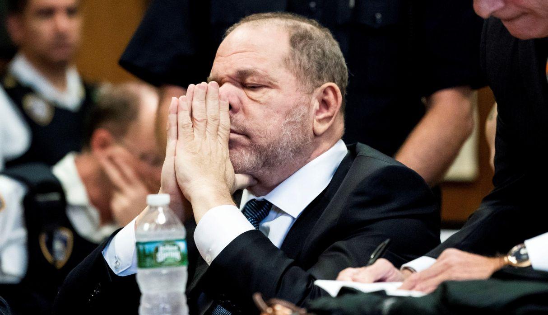 """El infierno de Harvey Weinstein: """"He tenido la peor pesadilla de mi vida"""""""