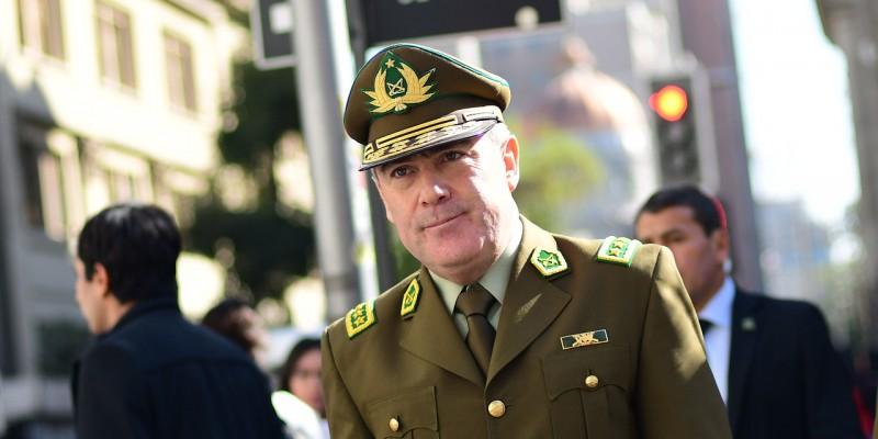 General Hermes Soto renunciaría durante este jueves a Carabineros