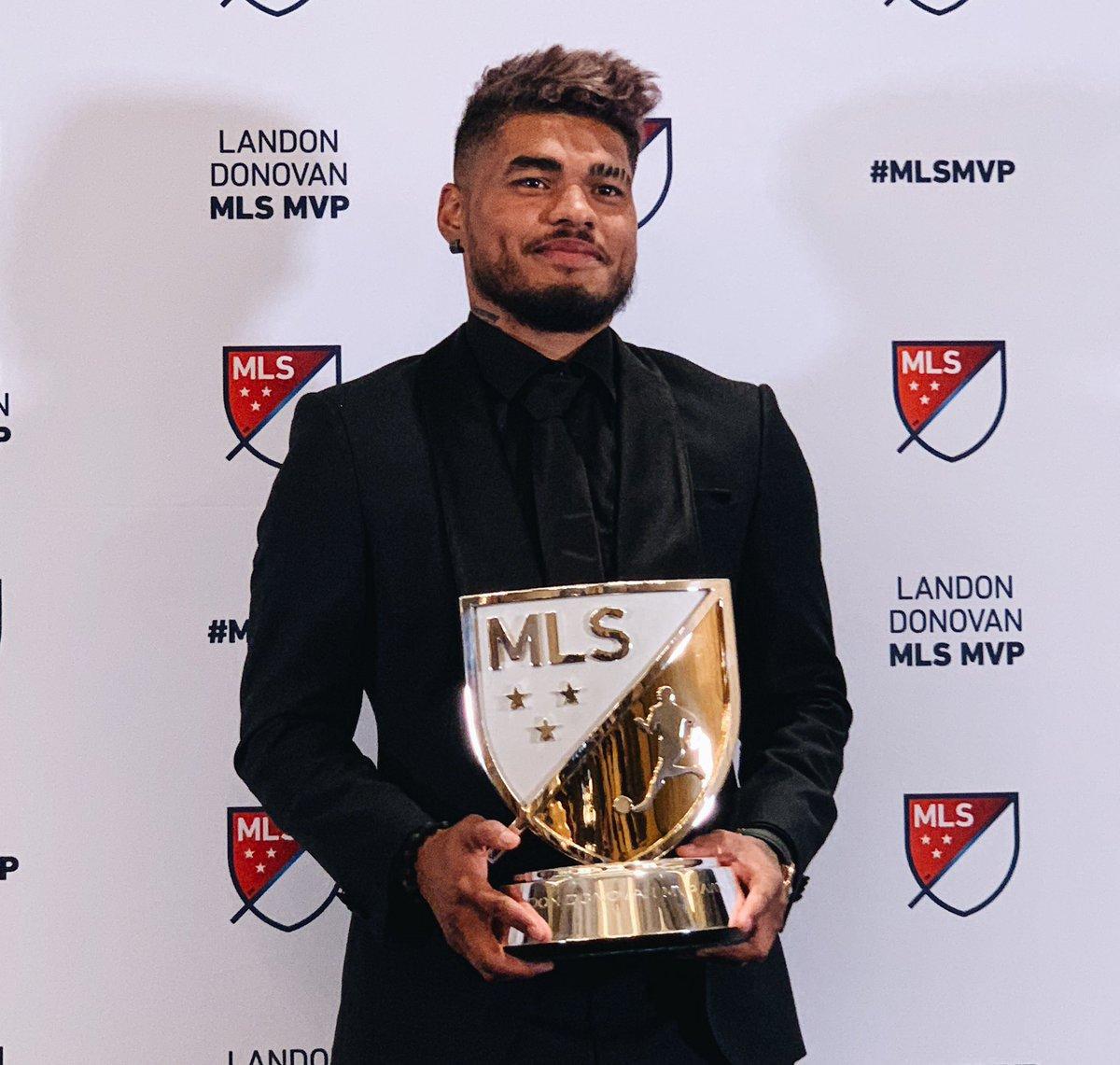 Josef Martínez es el Jugador Más Valioso en fútbol estadounidense
