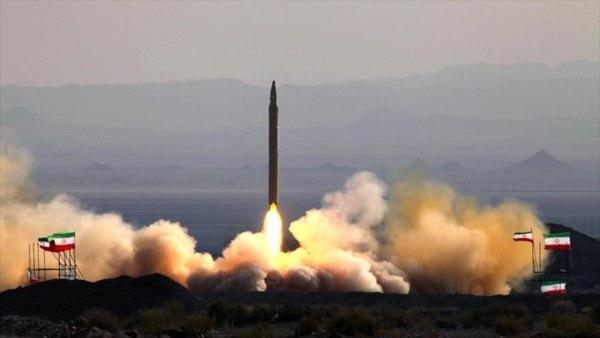 Irán confirma la prueba del misil balístico señalada por EE.UU.