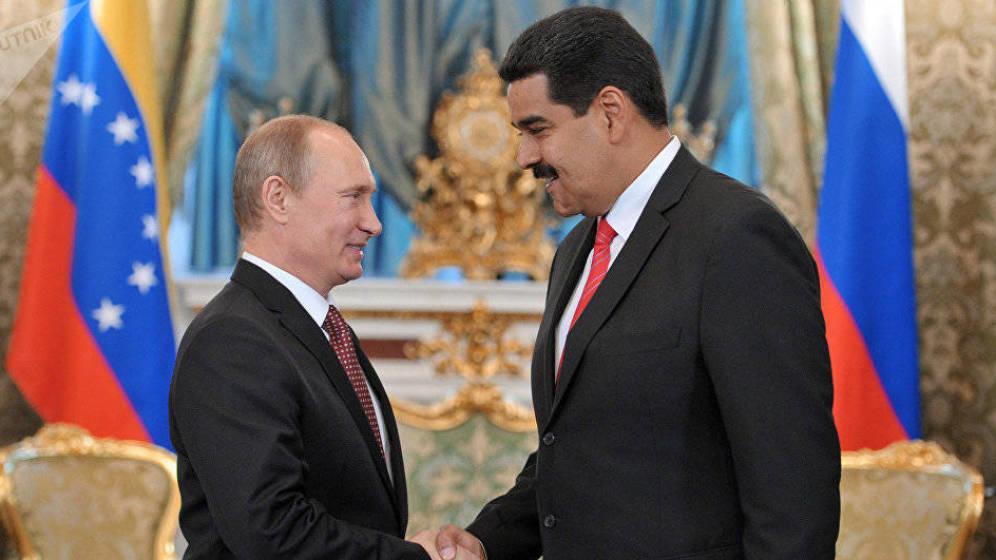 Sanciones de EE. UU. unen cada vez más a Venezuela, Irán, Rusia y Turquía