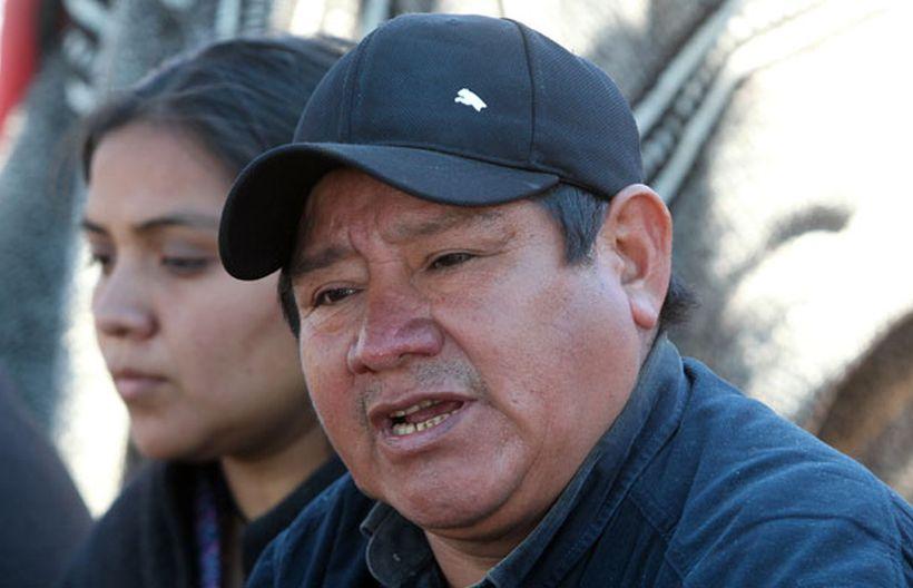 Marcelo Catrillanca critica manejo de Piñera en La Araucanía: «Quiere seguir militarizando la región»