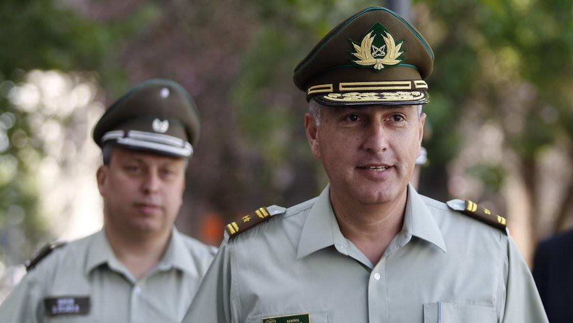 Nuevo General Director de Carabineros descarta retorno del GOPE a La Araucanía