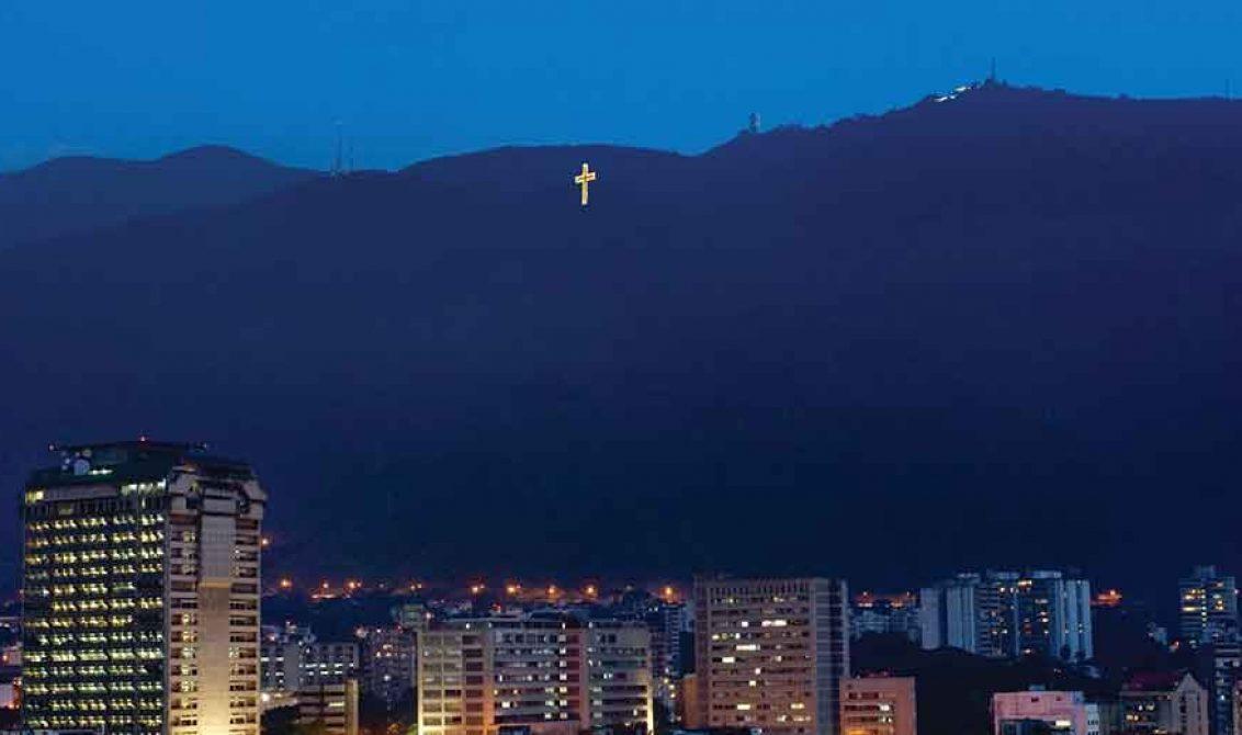 En Venezuela dieron la bienvenida a la Navidad con encendidos de luces en pueblos y ciudades