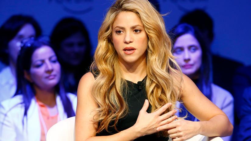 Shakira es acusada de usar paraísos fiscales para defraudar a la Hacienda