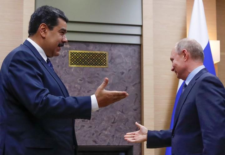 Claves de por qué Rusia y Venezuela se reúnen