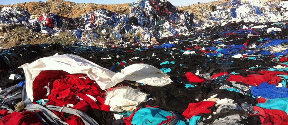 La huella ambiental de la industria de la moda es sumamente nociva