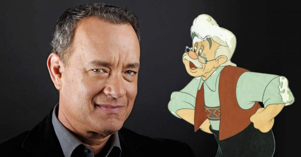 Disney quiere convertir a Tom Hanks en Geppetto, el padre de Pinocho