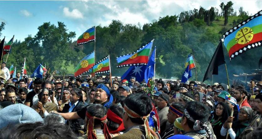 «Reafirmamos el derecho a nuestro territorio ancestral»: Comunidades mapuche se reúnen en Temucuicui y emplazan al Gobierno
