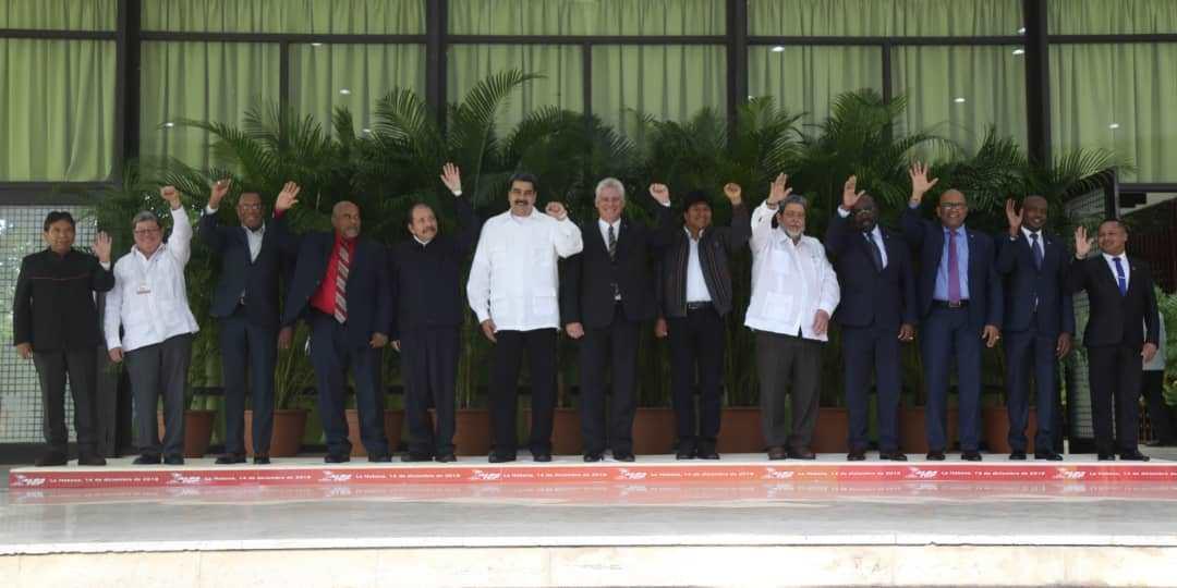 Diálogos del ALBA-TCP en Cuba: agresión contra la región atenta contra la humanidad