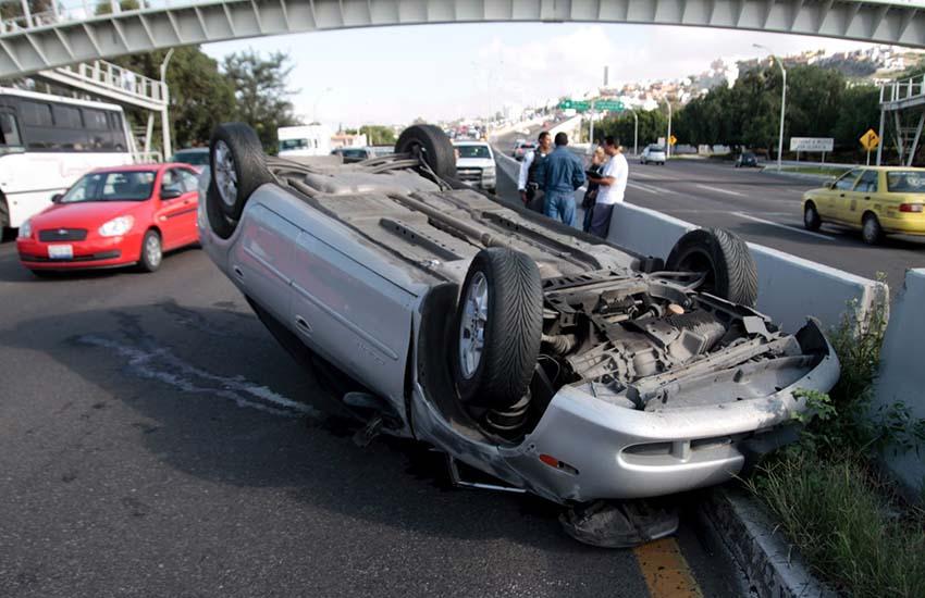 Los accidentes viales le quitan la vida a un mexicano cada media hora