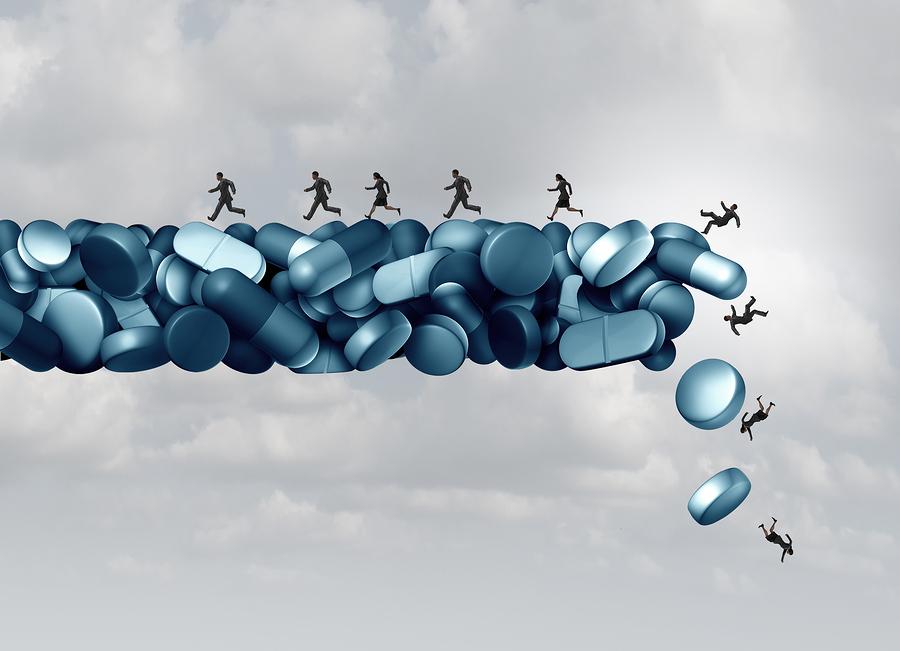 Fármacos opiáceos han reducido la esperanza de vida de los estadounidenses