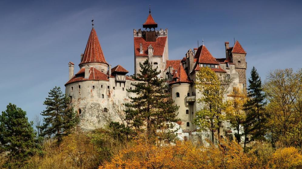 El Castillo de Drácula esconde una estructura sorpresa bajo su fachada