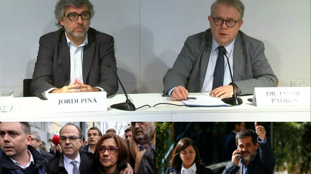 (Video) Puigdemont y varios presos independentistas denunciarán a España ante la ONU