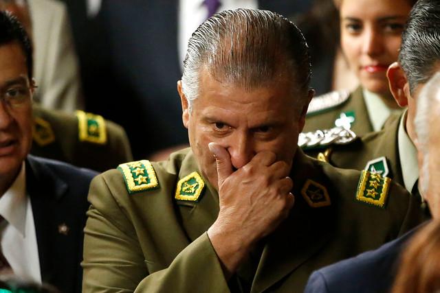 Ministro Carroza definirá procesamiento de ex general Villalobos después de realizar diligencias en Los Andes