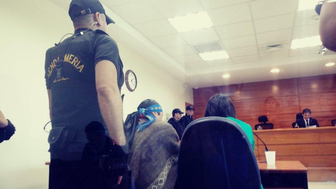 """Defensa de Facundo Jones Huala califica como """"nefasta"""" la condena de 9 años emitida por la justicia chilena"""