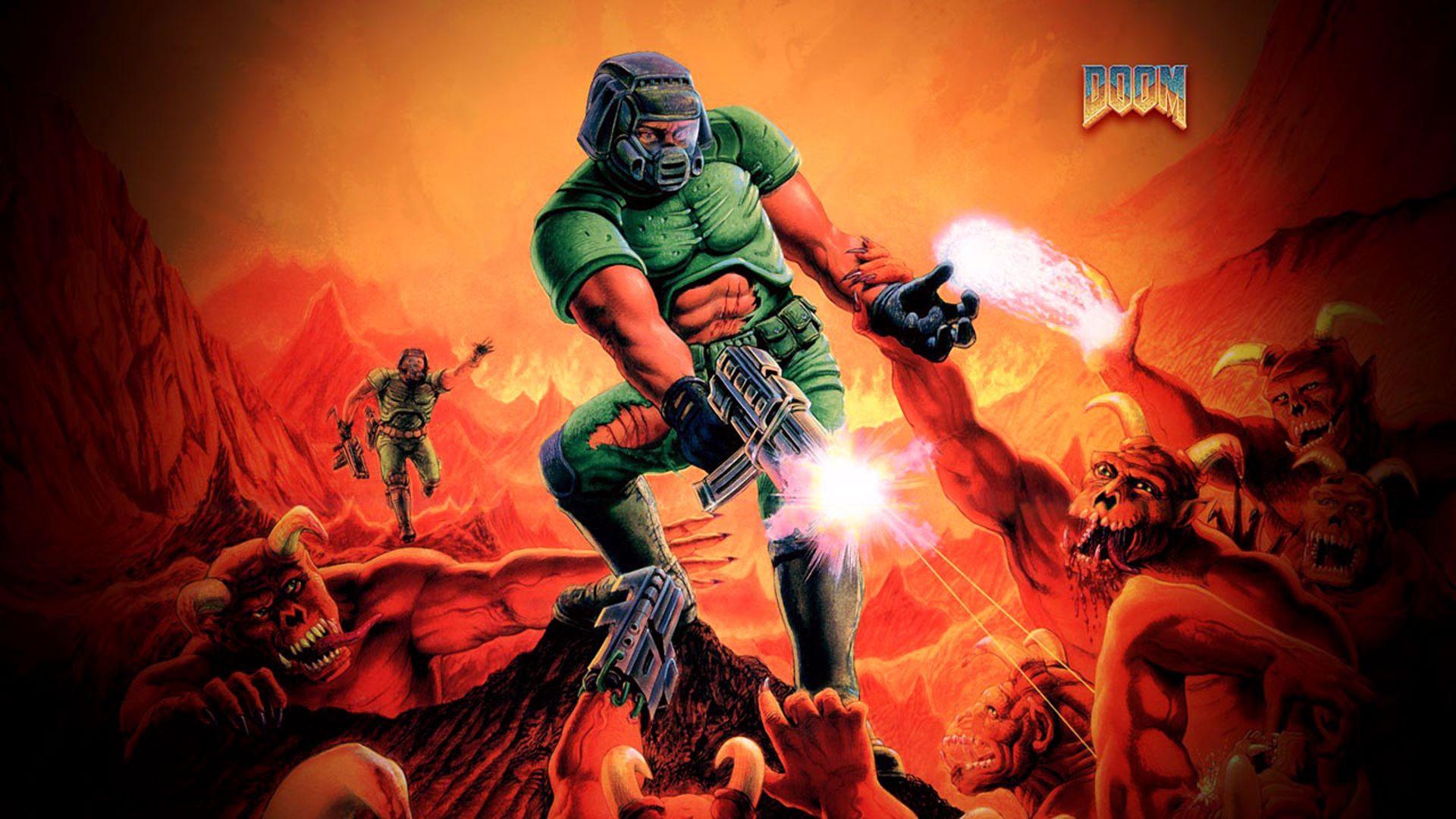Videojuego Doom celebra 25 aniversario con nuevos niveles