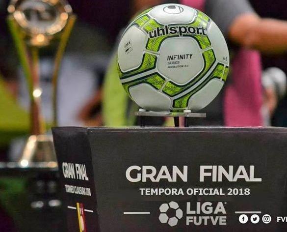 Lara y Zamora definen el campeón del fútbol venezolano