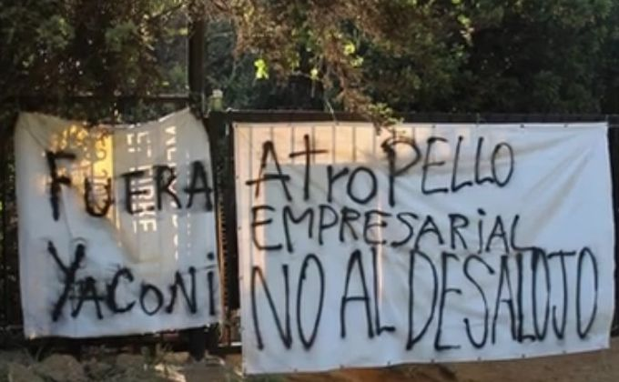 Hualpén: Presentan recurso a favor de familias amenazadas con desalojo en Las Escaleras