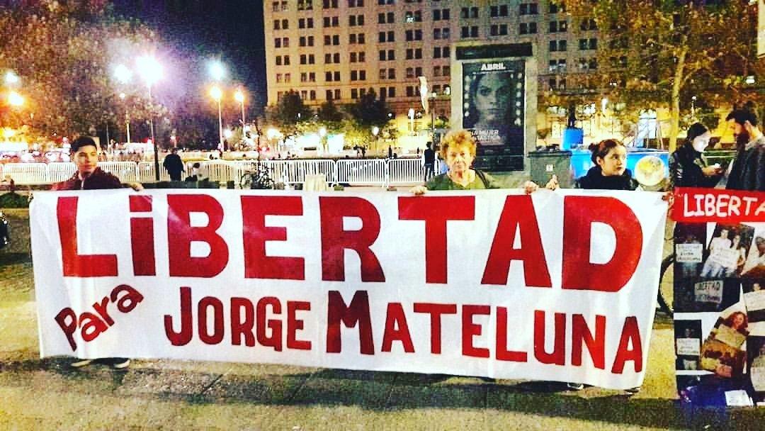 Familiares de Jorge Mateluna: «No descansaremos hasta demostrar que es inocente»
