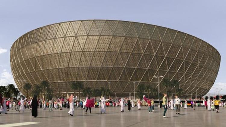 Catar exhibe el Lusail Stadium, un lujo para el Mundial 2022