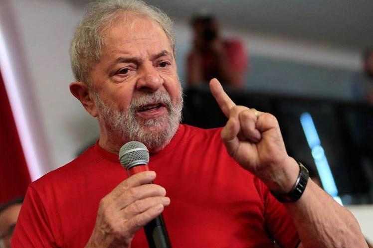 """Lula asegura que no es un preso, sino un """"rehén"""" del sistema judicial"""