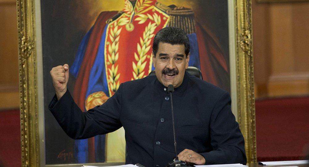 Maduro: ExxonMobil  busca sembrar el caos en Venezuela