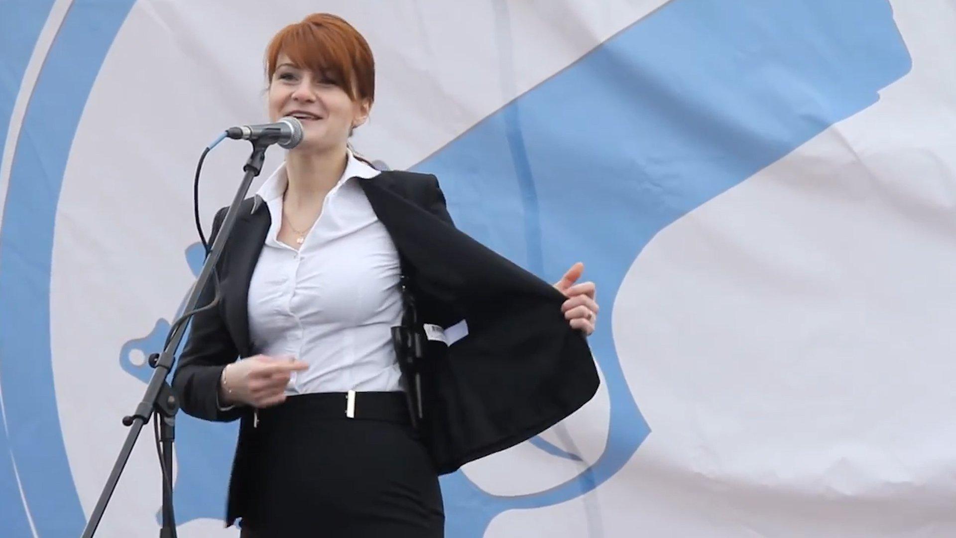 Rusa Maria Butina se declara culpable de espionaje y el Kremlin afirma que ha sido torturada en EE. UU.