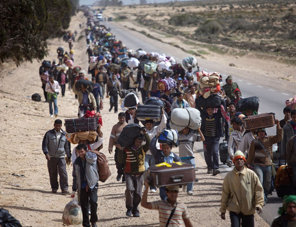 Asamblea General de la ONU adopta Pacto Mundial sobre Refugiados