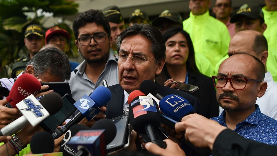 Justicia colombiana y caso Odebrecht: contra la pared Fiscal General