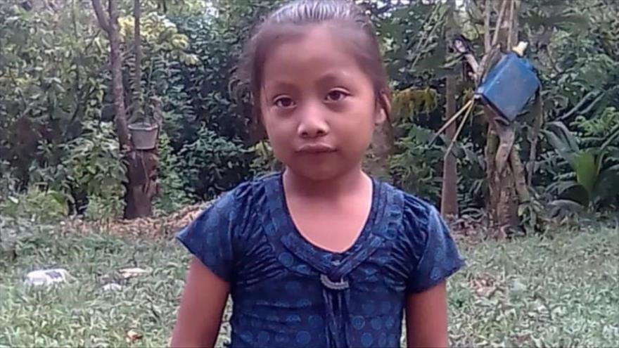 JakelinCaal: La niña migrante fallecida en EE. UU. que soñaba con ayudar a su familia