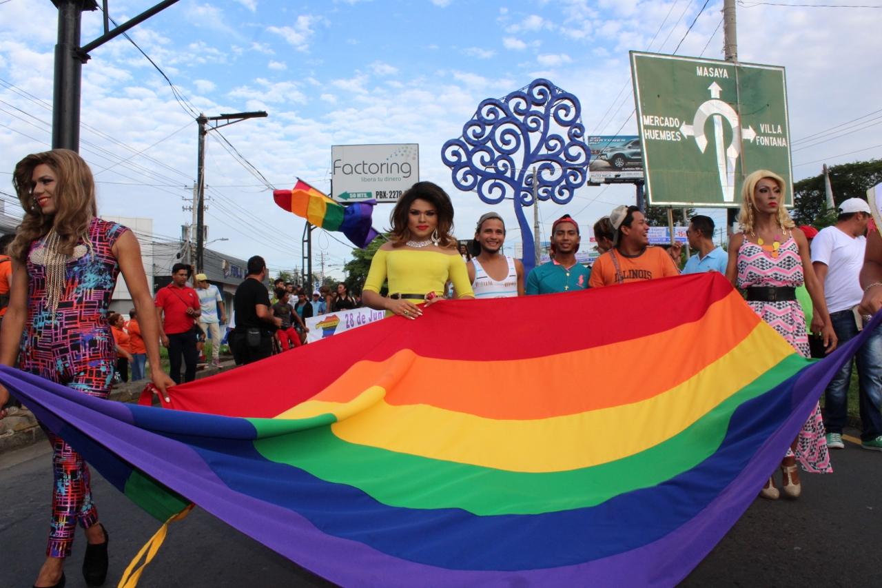 """Informe revela un """"retroceso"""" en derechos de personas LGBTIQ en Centroamérica"""