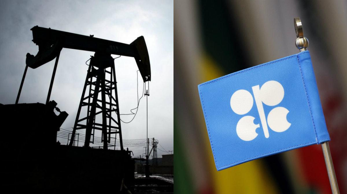 Opep acuerda reducir producción de crudo en 1,2 millones de barriles diarios
