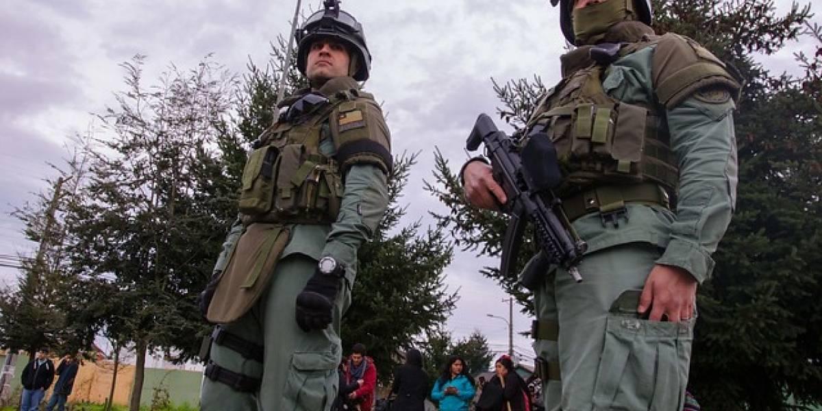 """Sargento destituido por grabar a imputado por homicidio de Catrillanca acusa que el Alto Mando """"les dio la espalda"""""""