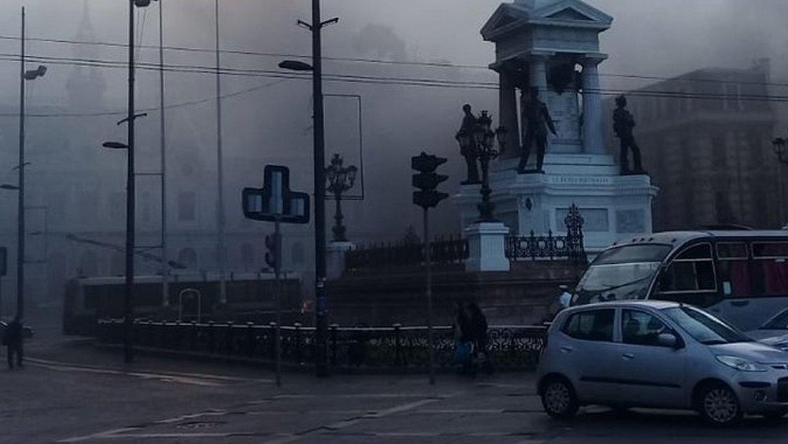 Trabajadores portuarios eventuales de Valparaíso cumplieron 21 días movilizados