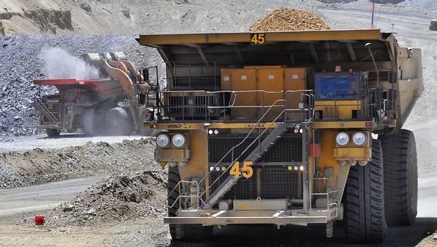 Proyectos de inversión minera para el período 2018-2022 alcanzan los U$18.500 millones