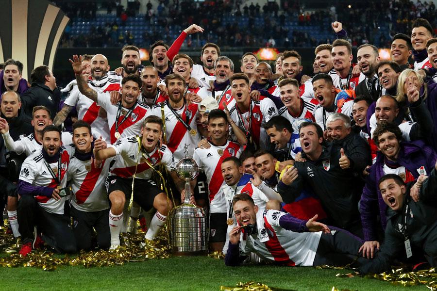 """River Plate, un """"millonario"""" que va con resaca al Mundial de Clubes"""