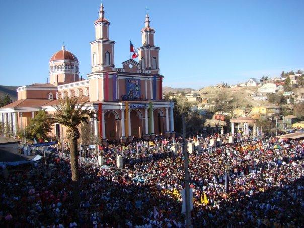Fiesta Religiosa en Andacollo: Llaman a tomar conciencia frente a contaminación minera