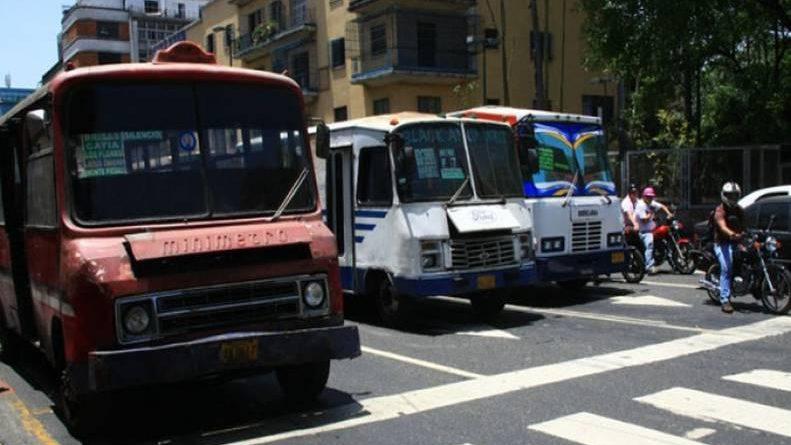 ¿Qué piden los usuarios del transporte mirandino en Venezuela?