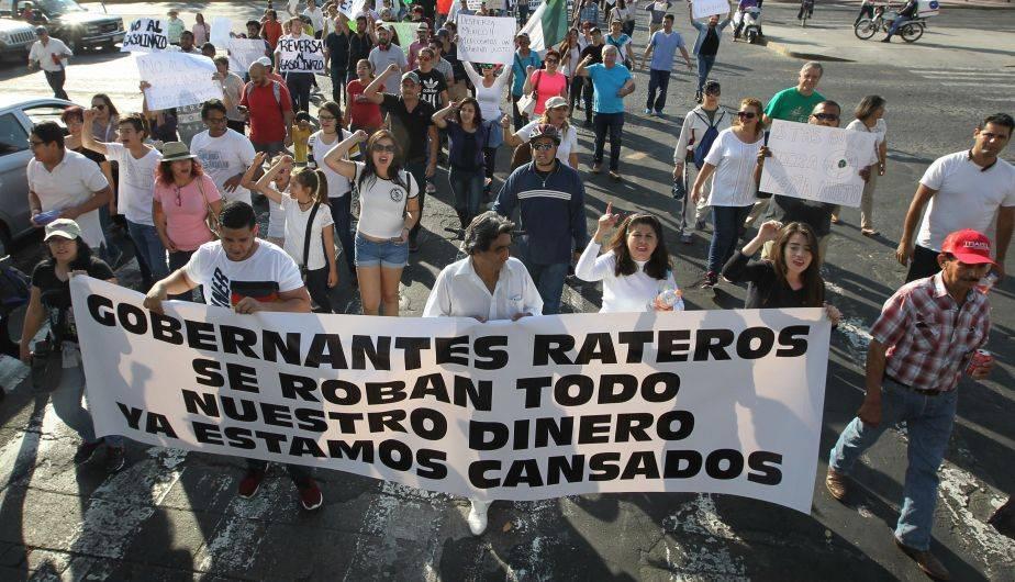 Nueve de cada 10 mexicanos percibe la corrupción como una práctica extendida