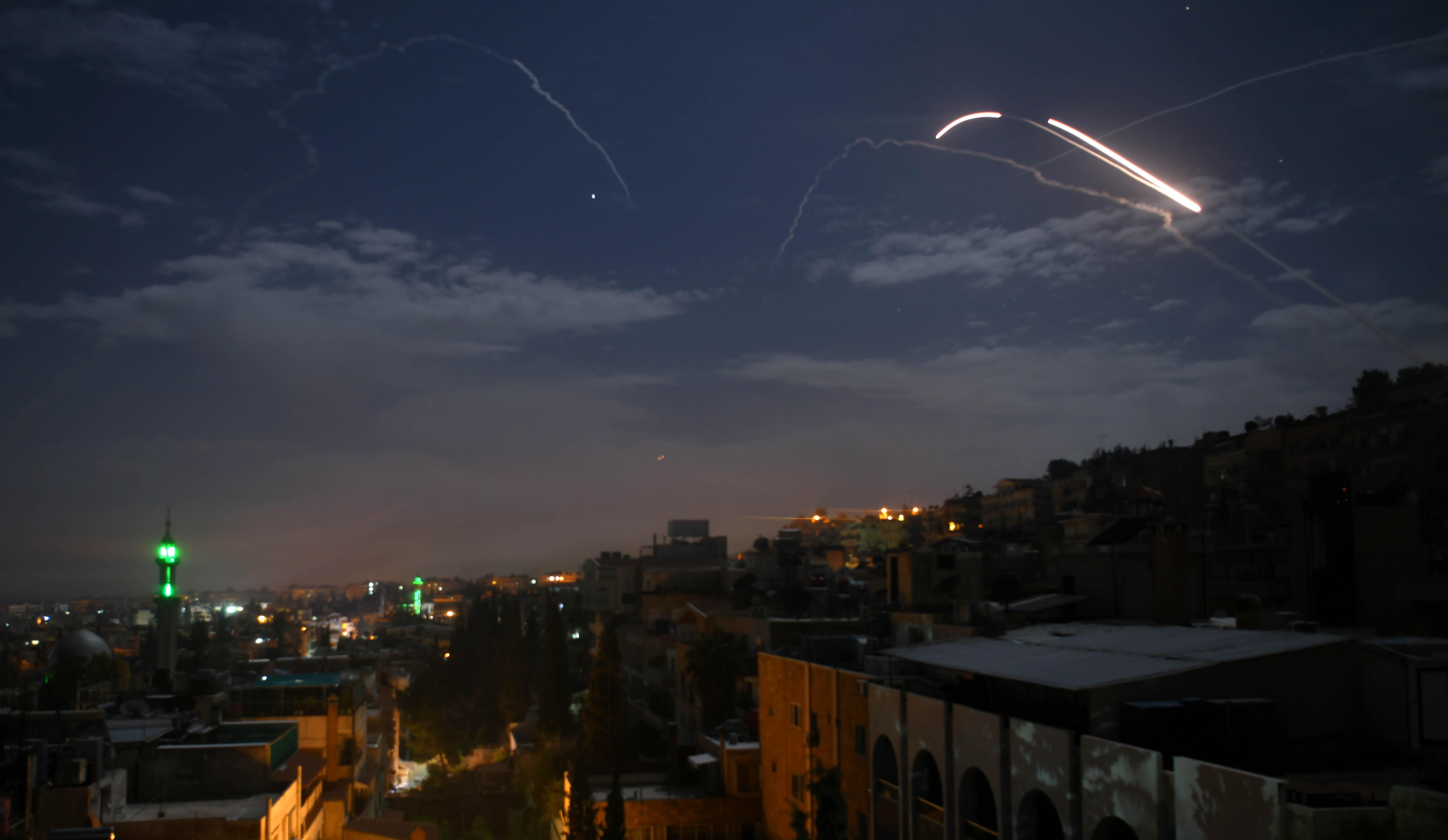 Al menos 11 muertos y decenas de heridos en ataque de Israel en Siria