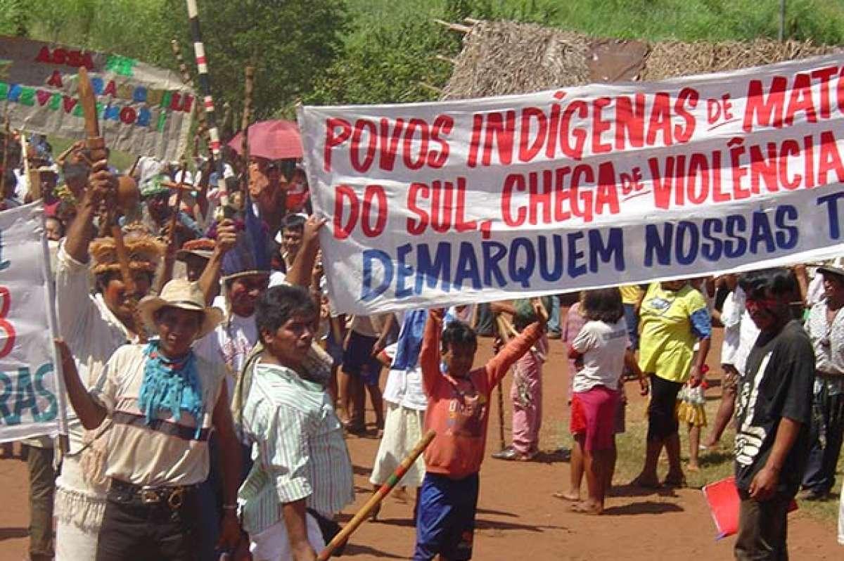 Indígenas brasileños responden a los ataques de Bolsonaro y latifundistas