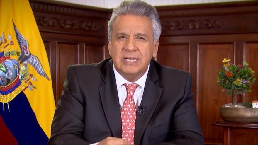Ecuador no asistirá a investidura de Maduro pero fija posición ante Grupo de Lima