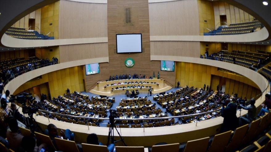 Unión Africana expresa su apoyo al presidente Maduro